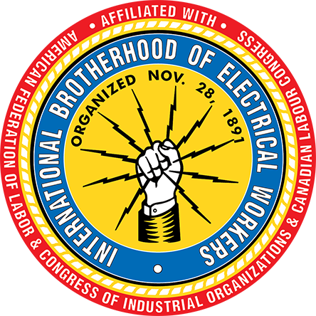 All Outsource Utility Contractor Corporation employees are members of the International Brotherhood of Electrical Workers
